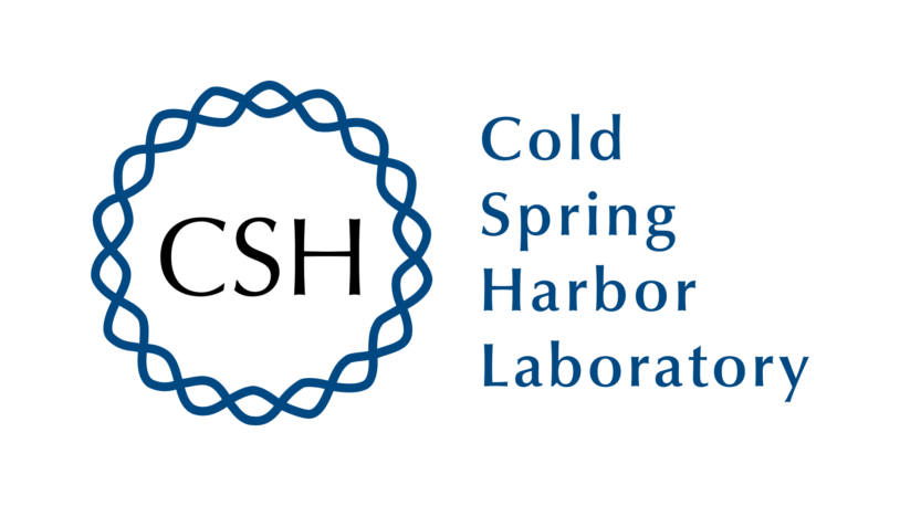 graphic image of Cold Spring Harbor Laboratory logo