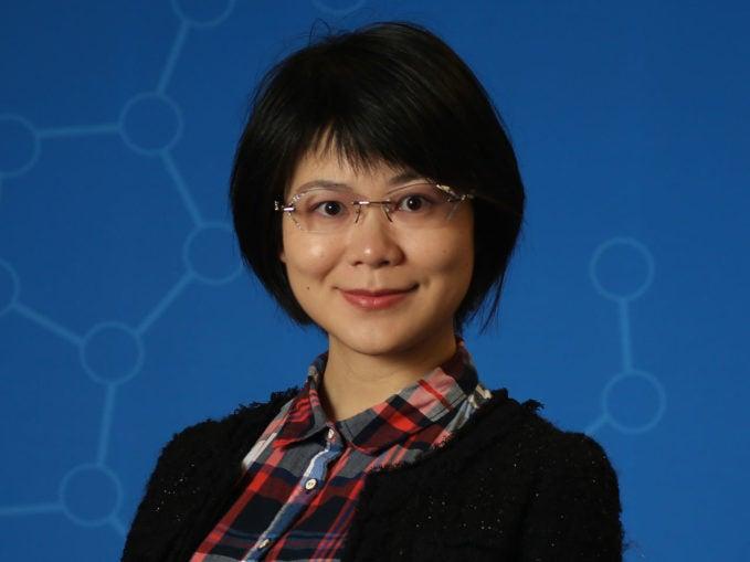 Shujing Li
