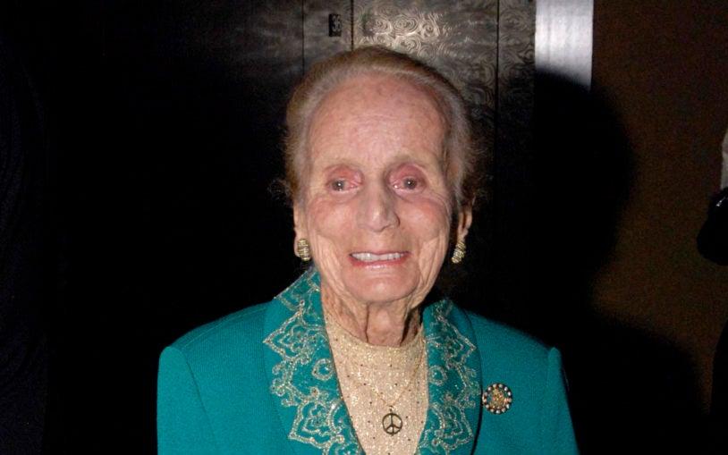 Kathryn W Davis DHMD honoree