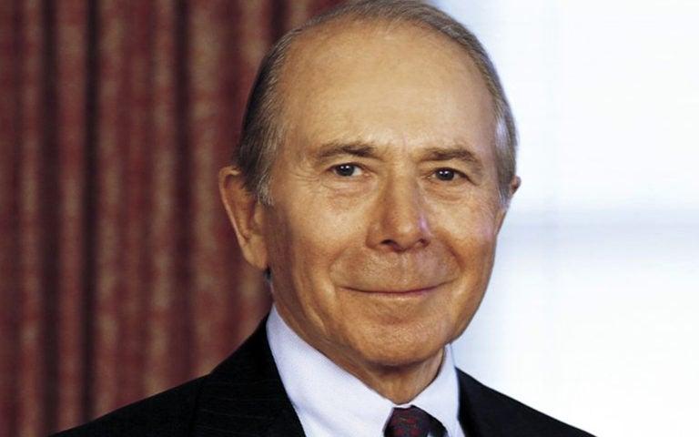Maurice Greenberg DHMD Honoree