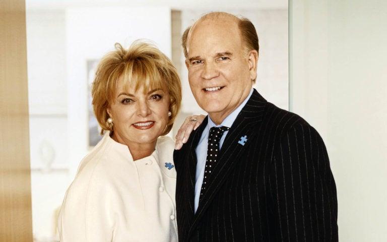 Bob Wright & Suzanne Wright