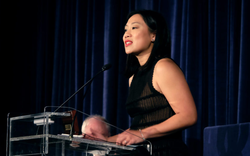 2018 DHMD honoree Dr. Priscilla Chan