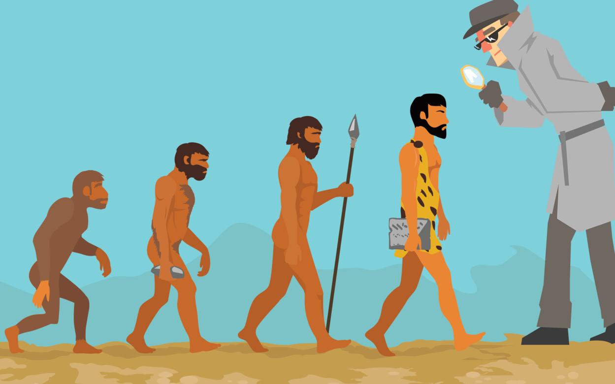 Evolution examined