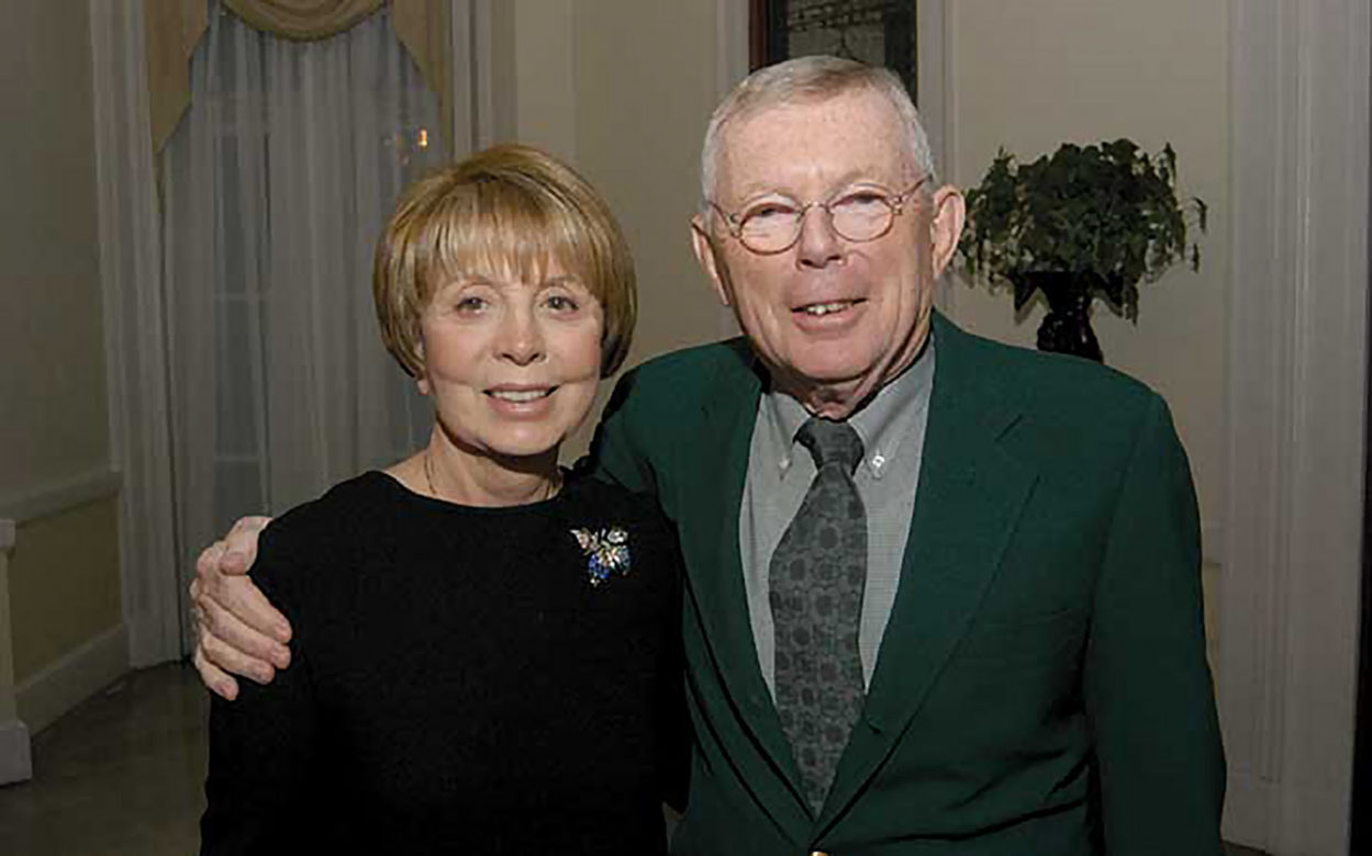 Helen & Charles Dolan DHMD honorees