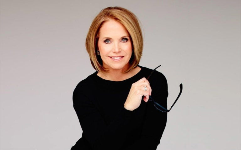 Katie Couric DHMD honoree