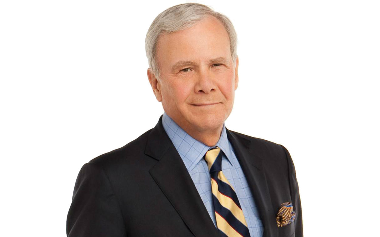 Tom Brokaw DHMD honoree