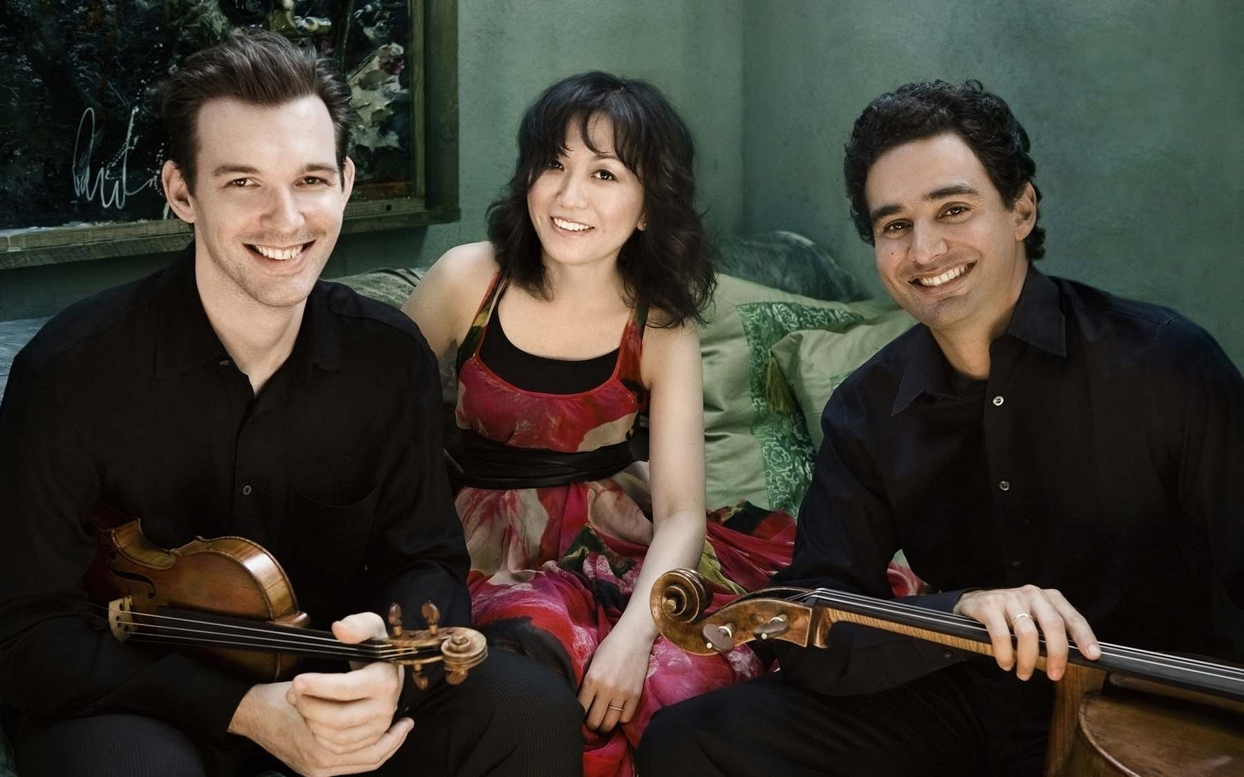 photo of Horszowski Trio
