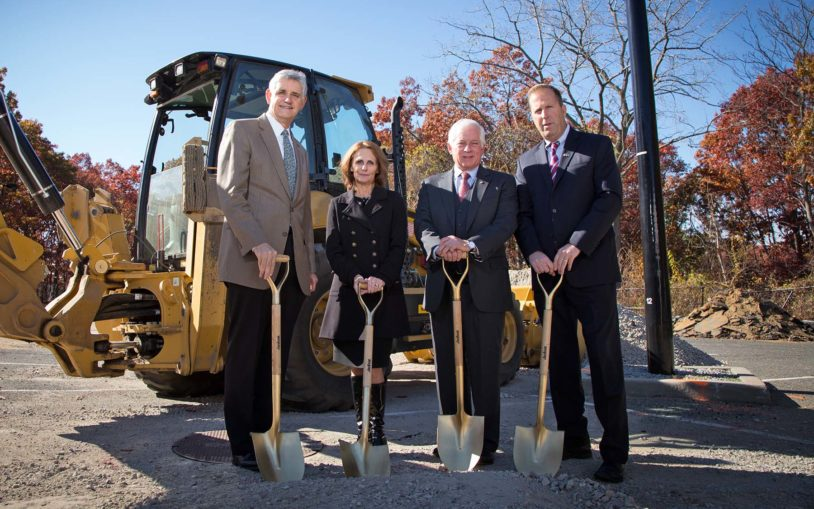 CSHL and Long Island REDC break ground on preclinical experimental therapeutics facility