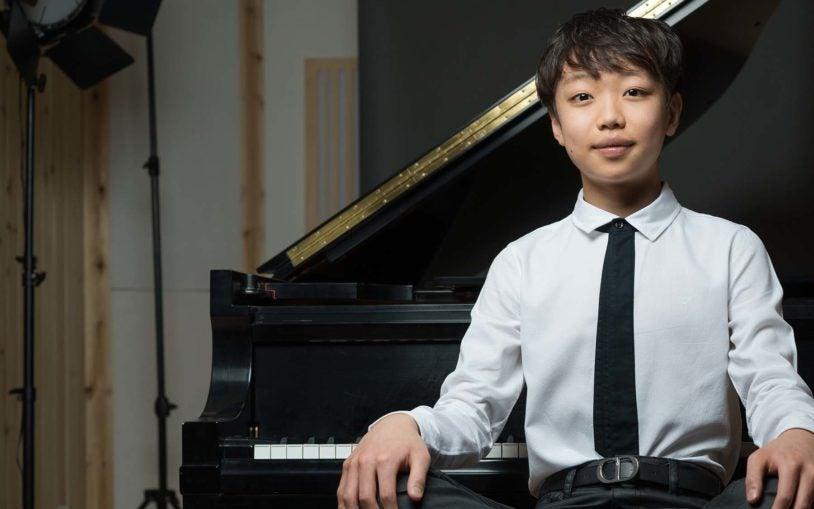 Concert: Nathan Lee, piano