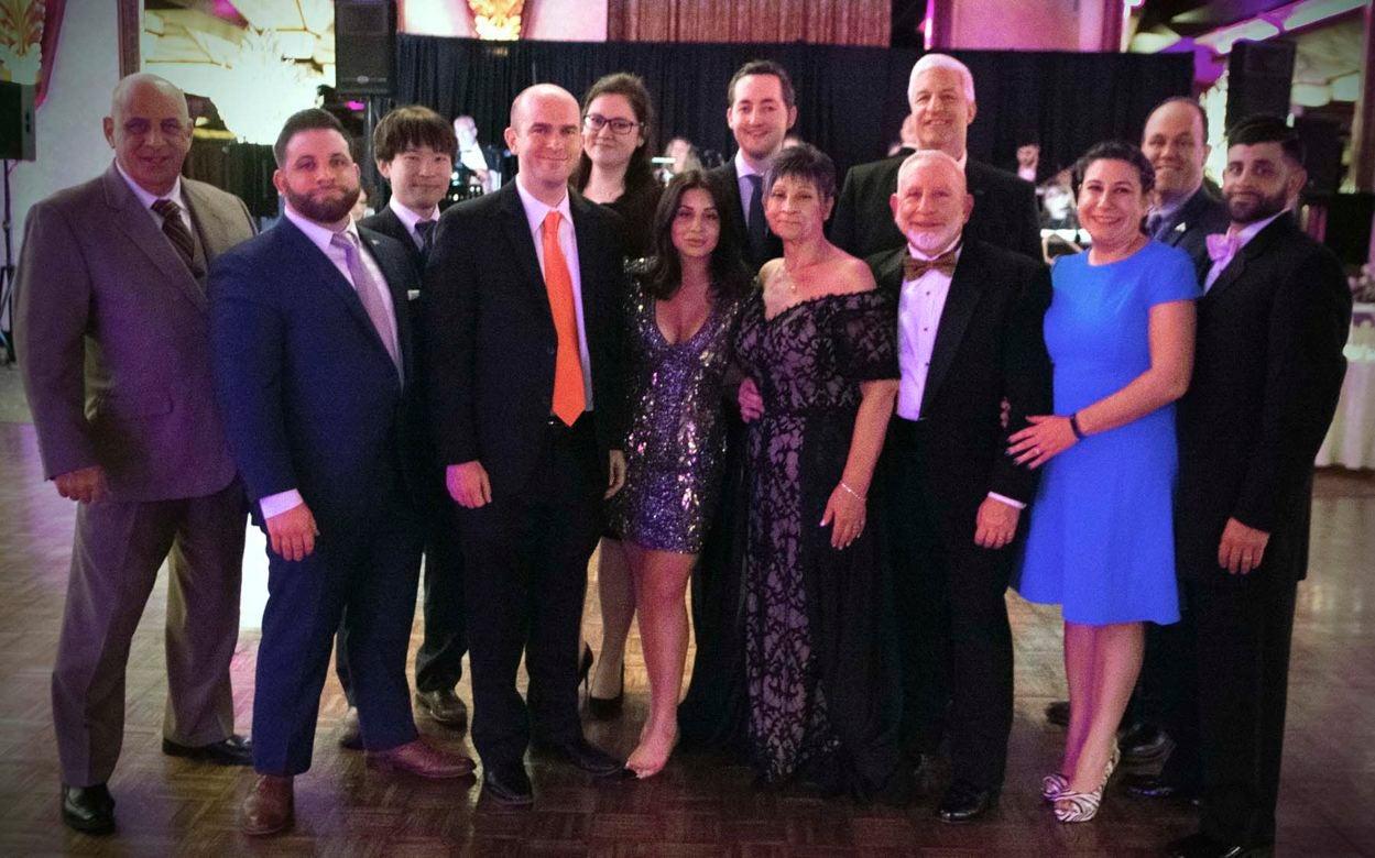 Christina Renna Foundation gala Chris Vakoc