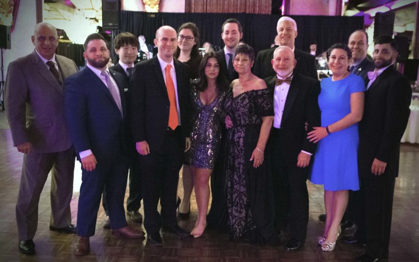 Christina Renna Foundation gives $35k for pediatric cancer research