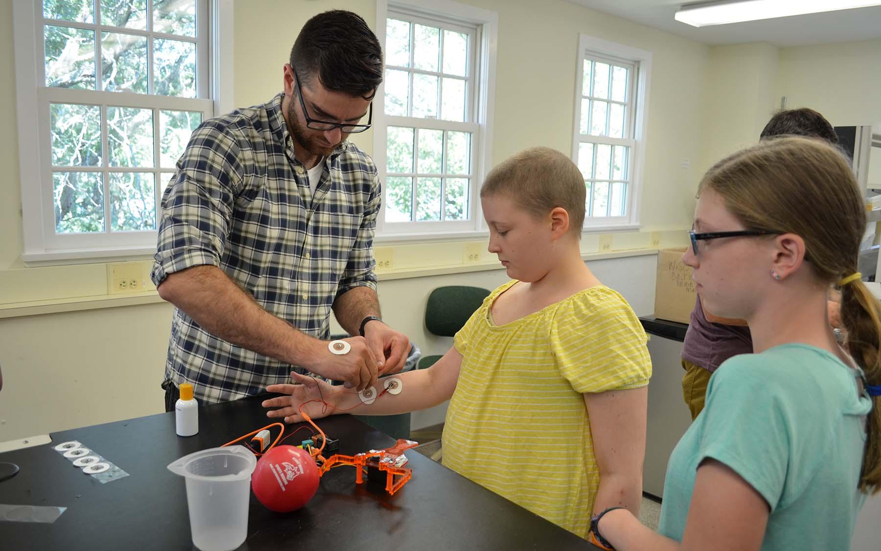 Gegenhuber DNA Learning Center
