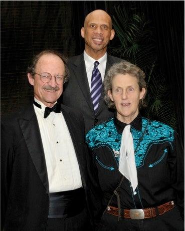 DHMD Harold Varmus Kareem Abdul-Jabbar Temple Grandin