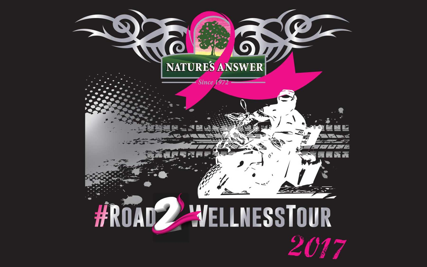 natures answer road 2 wellness tour