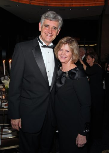 Bruce Stillman and wife Grace 2010