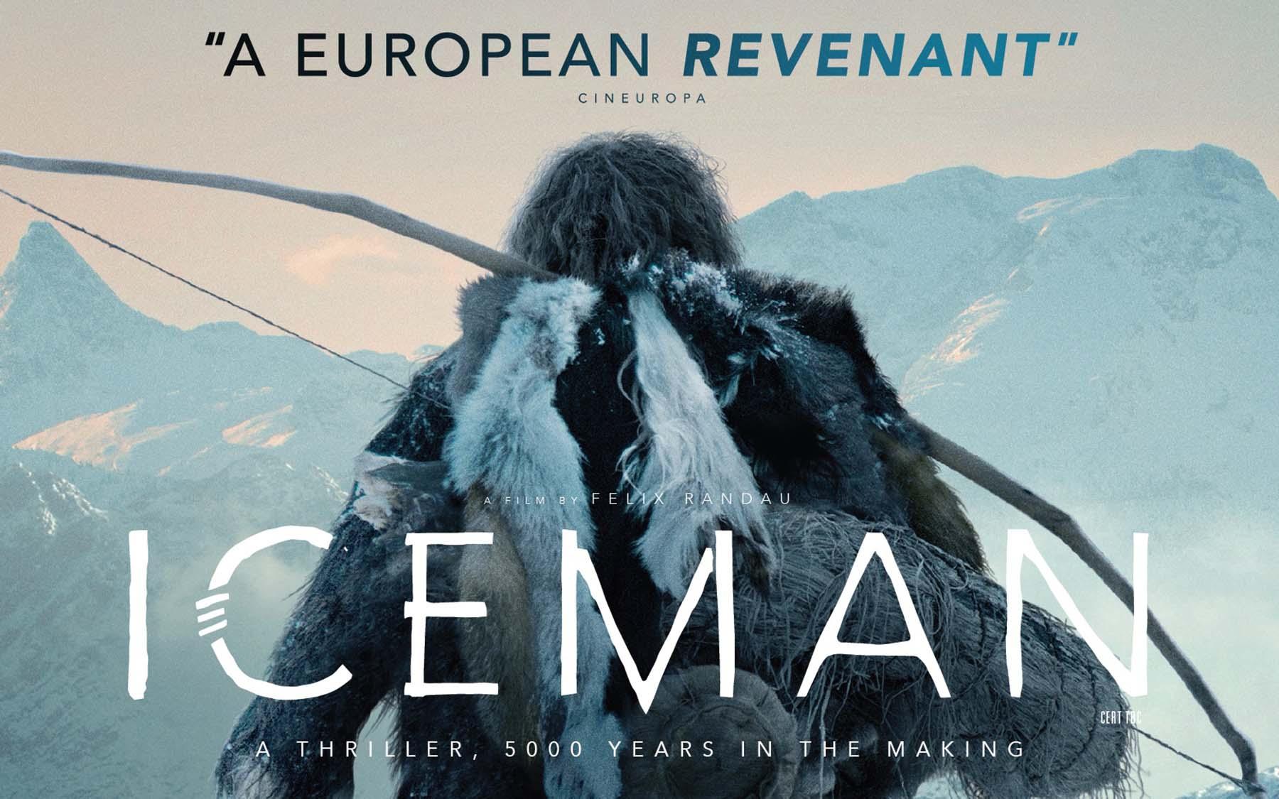 Iceman 2019 film Ötzi