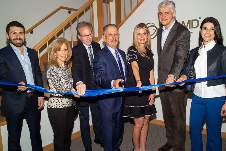 SightMD Ribbon Cutting