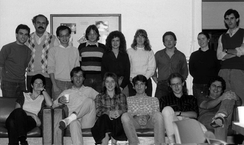 1987 Bruce Stillman Laboratory Group