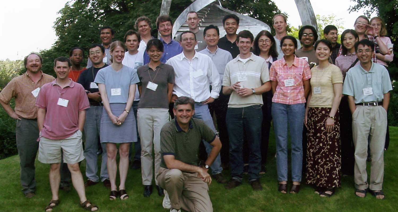 2001 Eukaryotic DNA Replication Bruce Lab People