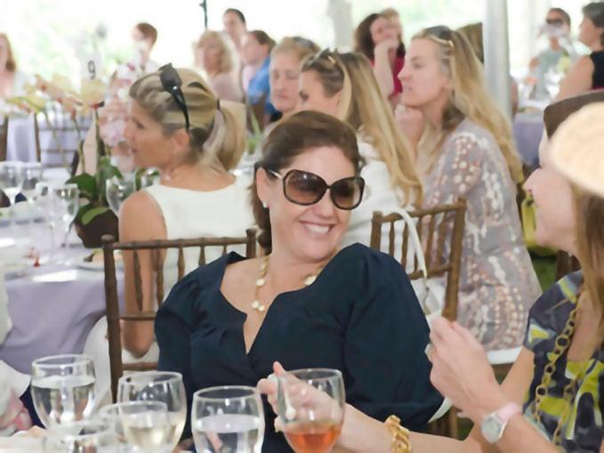 2010 womens partnership luncheon Julia Coleman