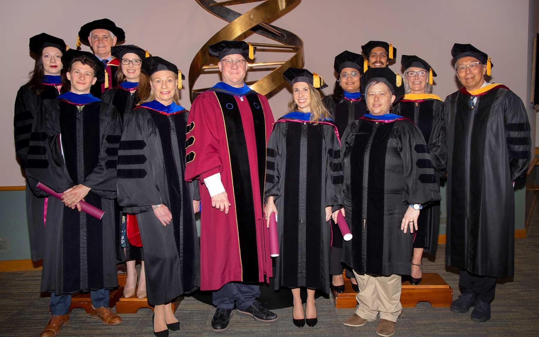 2019 WSBS graduates