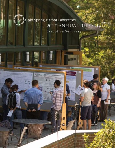 CSHL 2017 Executive Summary cover