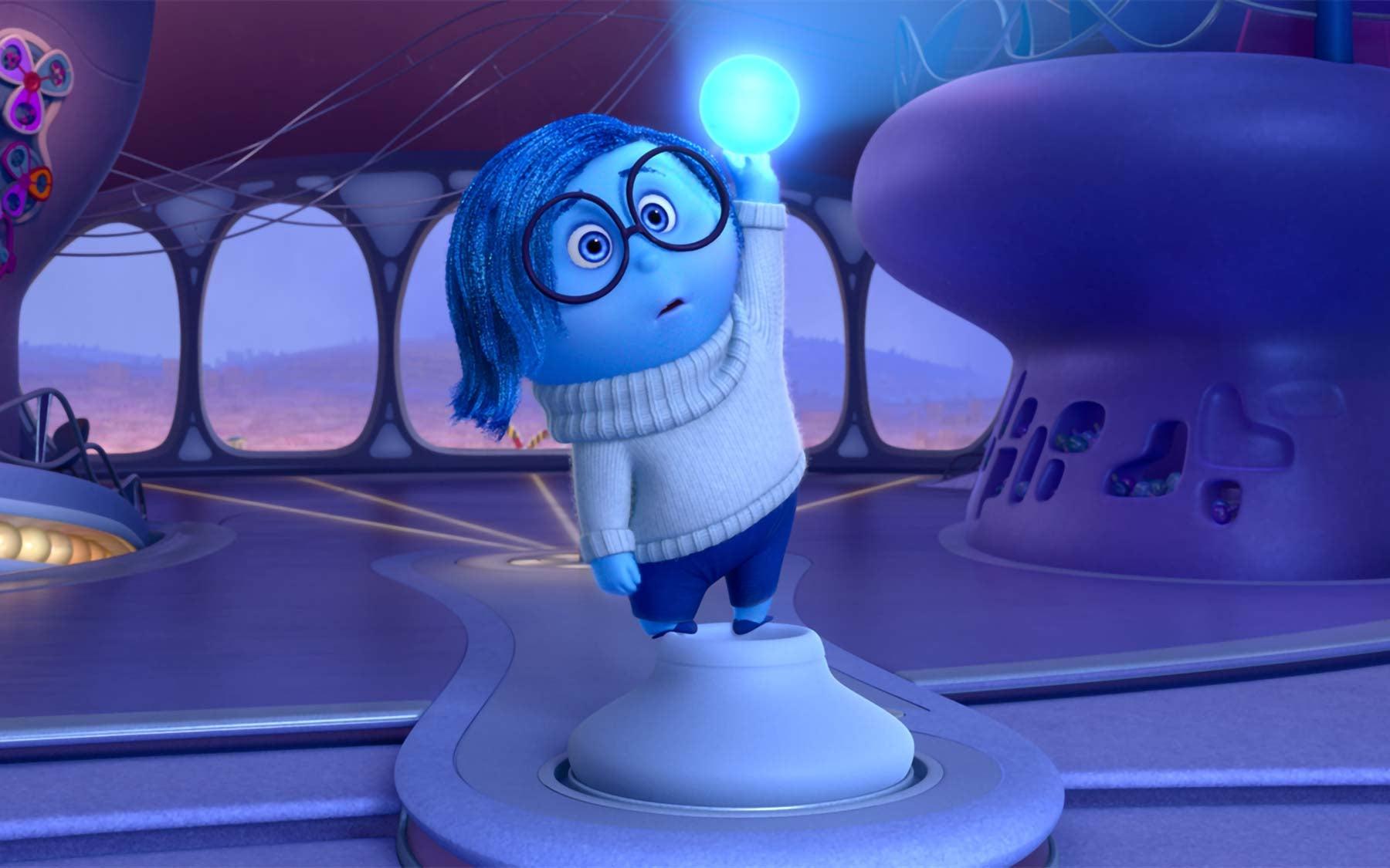 inside out movie still - Pixar