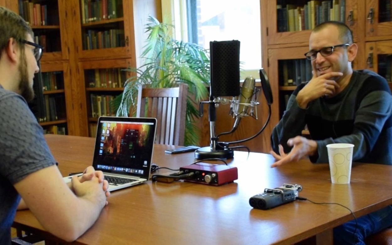 Podcast Yaniv Erlich episode genetic privacy