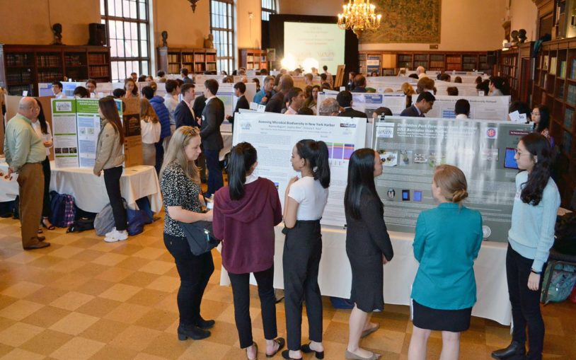 Urban Barcode Project showcases student research in biodiversity
