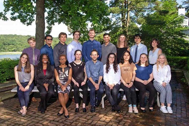 Undergraduate Research Program URP Alumni 2019