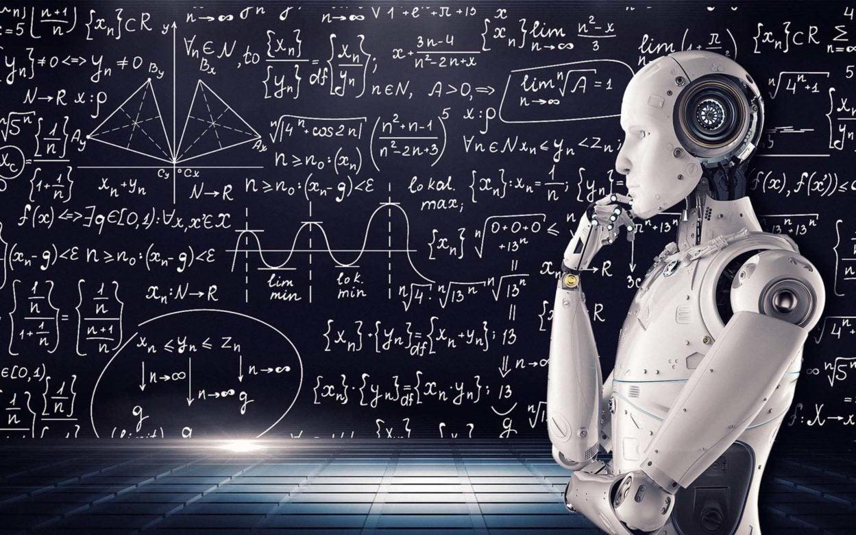 Robot-AI-machine-learning