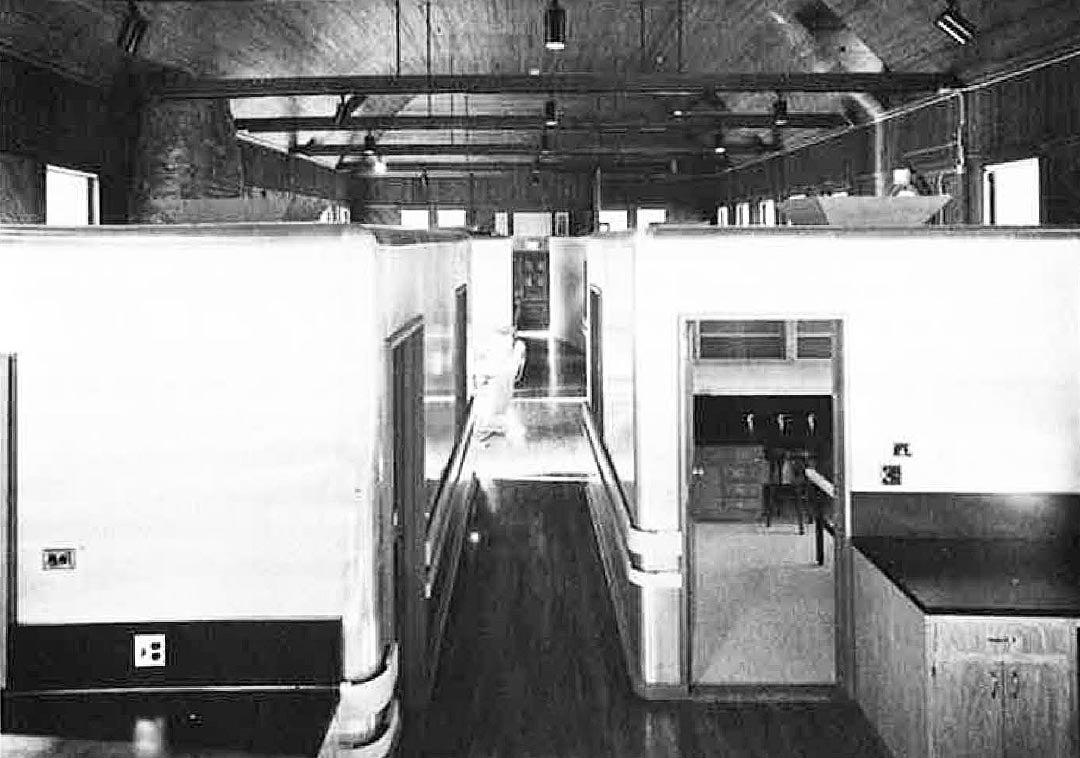 Jones Laboratory 1975