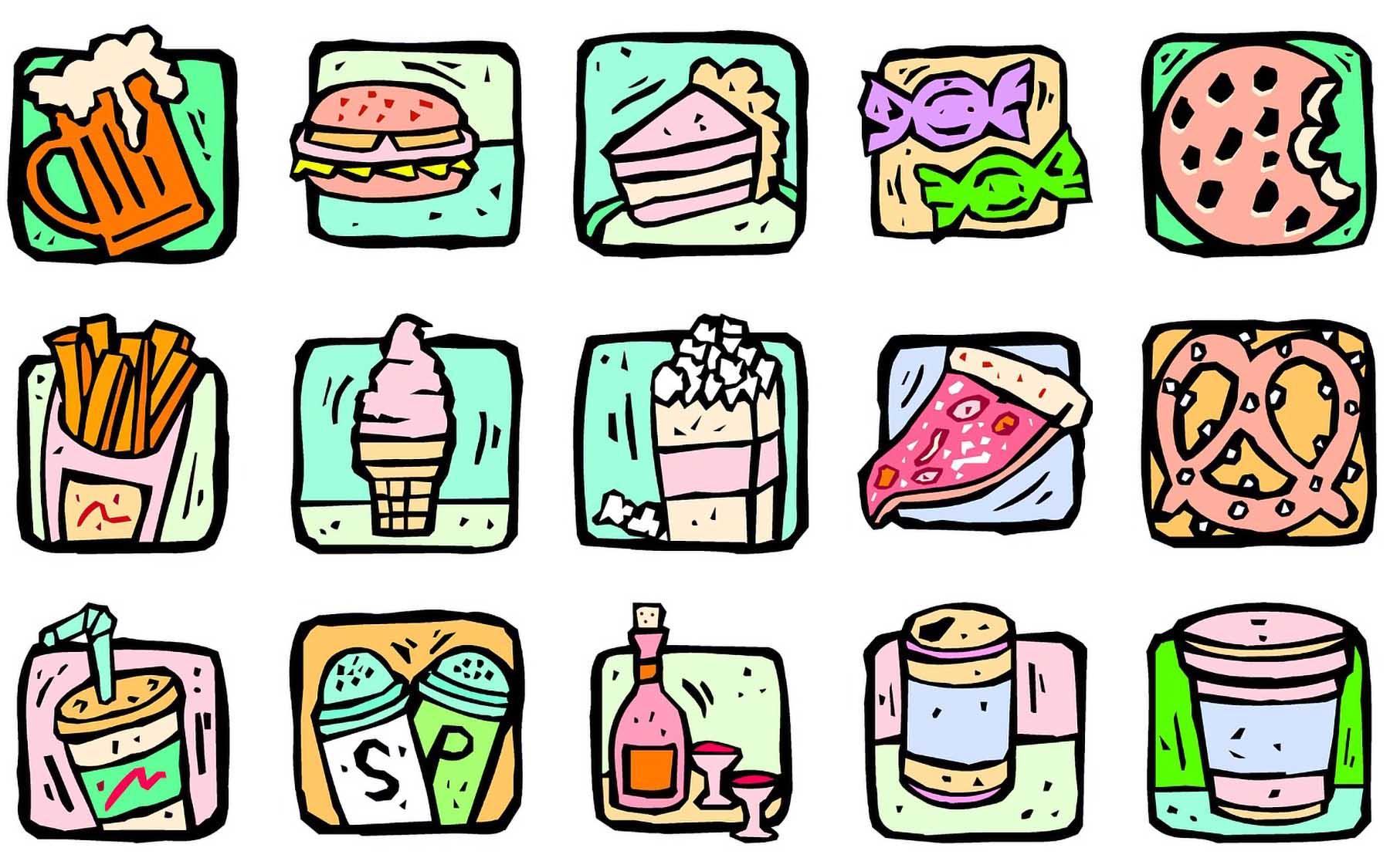 Photo of unhealthy-food-coffee-quiz