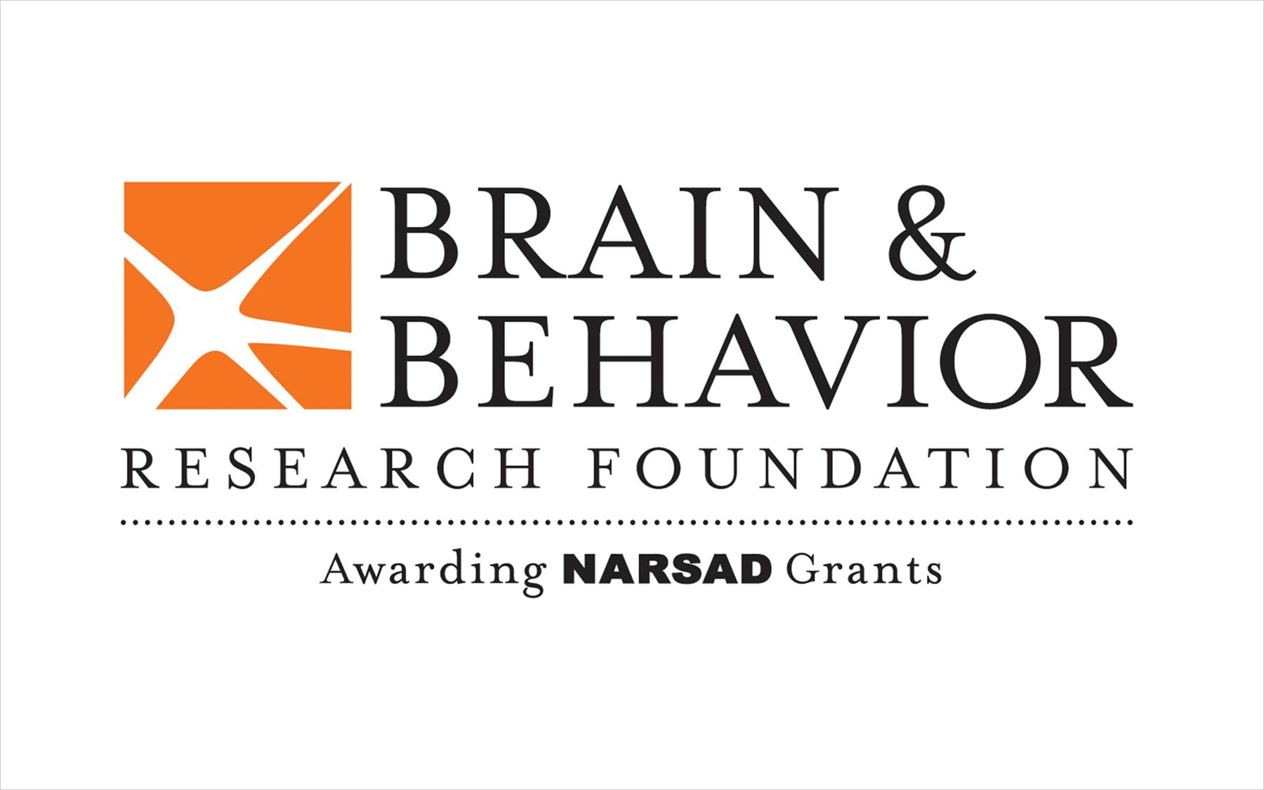 graphic of Brain & Behavior Research Foundation - NARSAD logo
