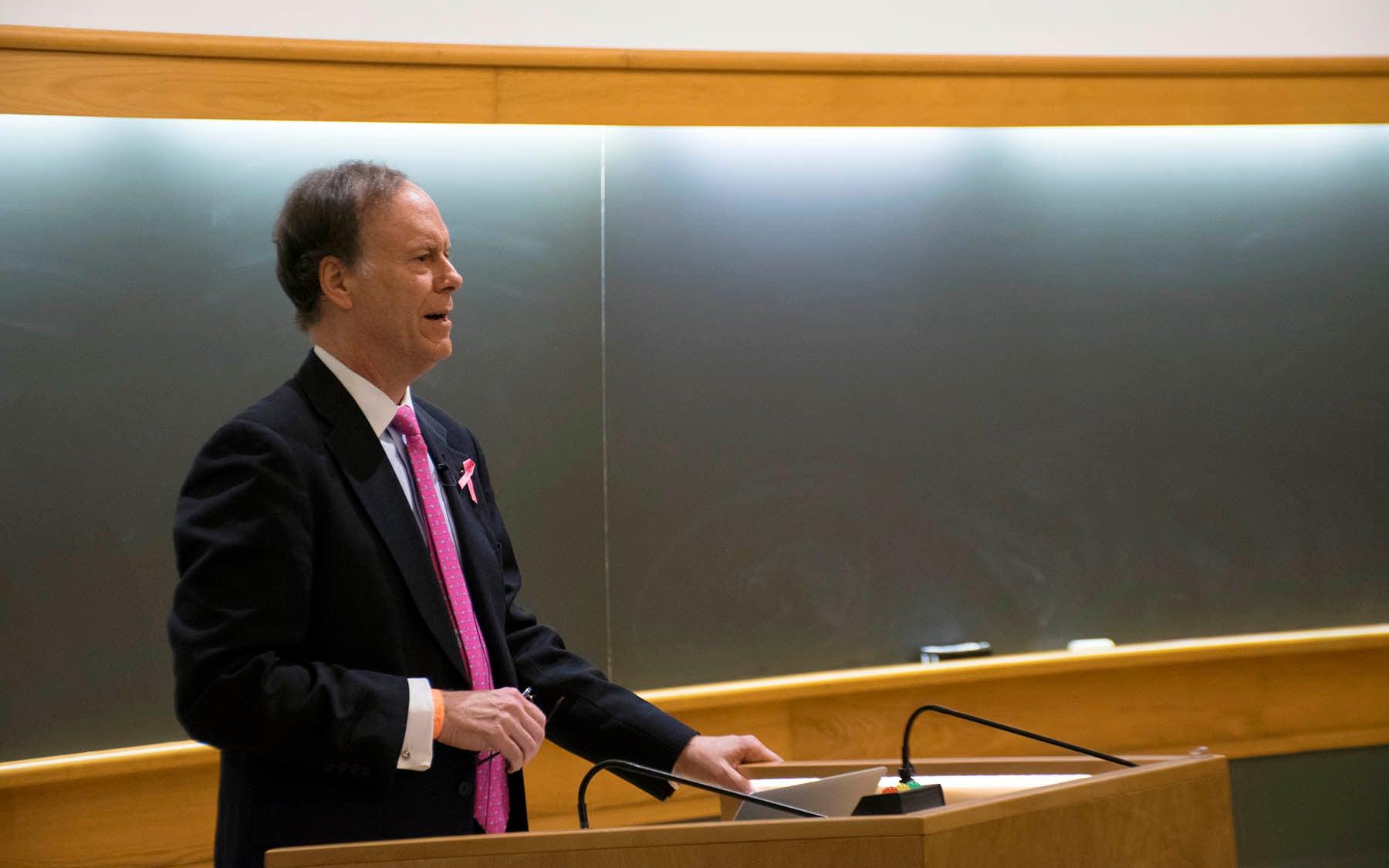 photo of William Kaelin Nobel Laureate Labdish