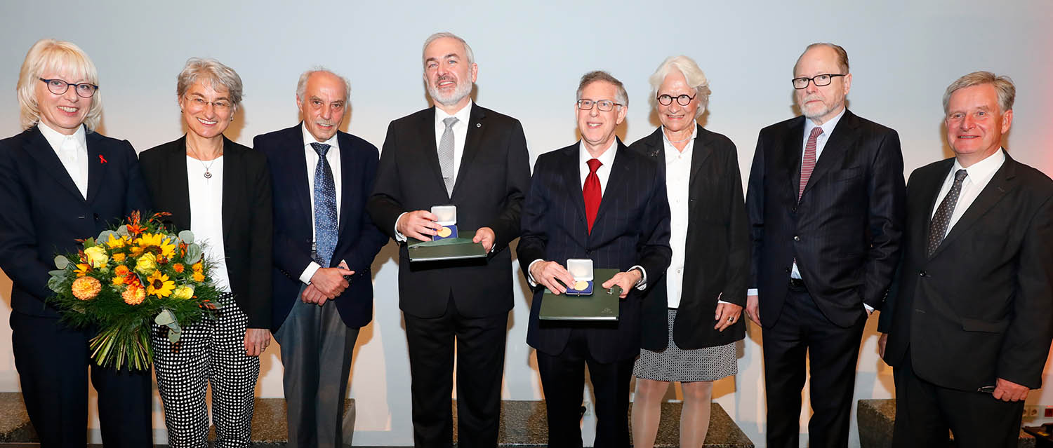 image of Zülch award ceremony attendees
