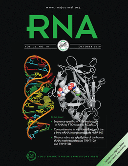 cover image for rna journal