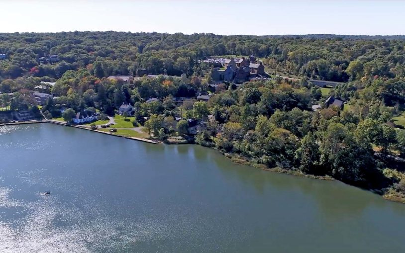 A home like no other, Cold Spring Harbor Laboratory