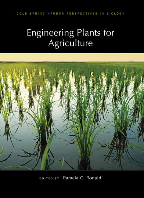 image of Engineering Plants for Agriculture book cover
