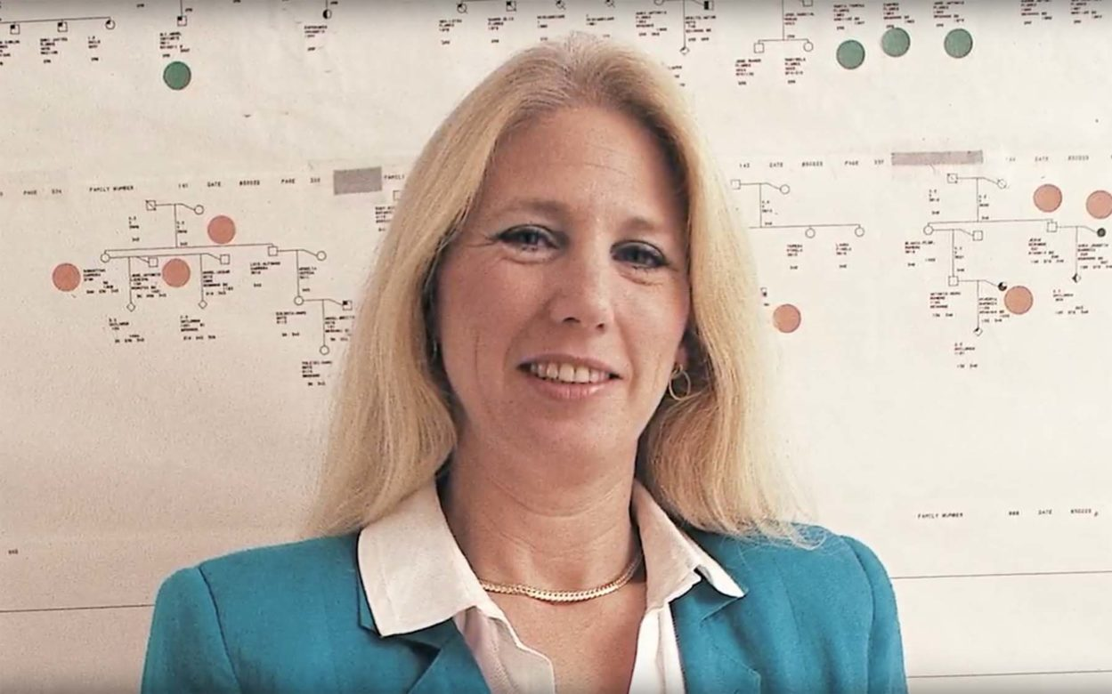 image of Nancy Wexler DHMD 2019