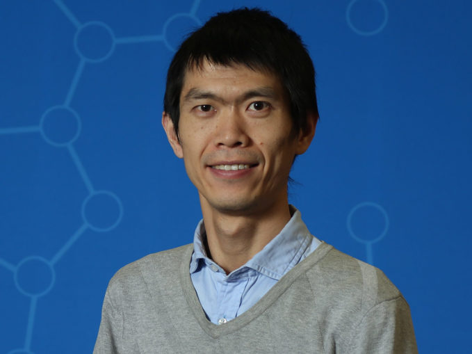 photo of Xiang Zhao