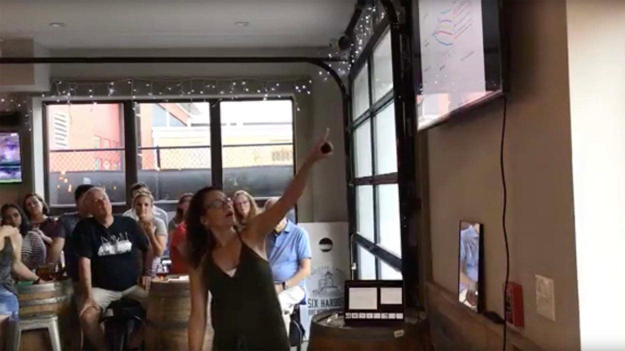 image of Camila dos Santos at Cocktails & Chromosomes