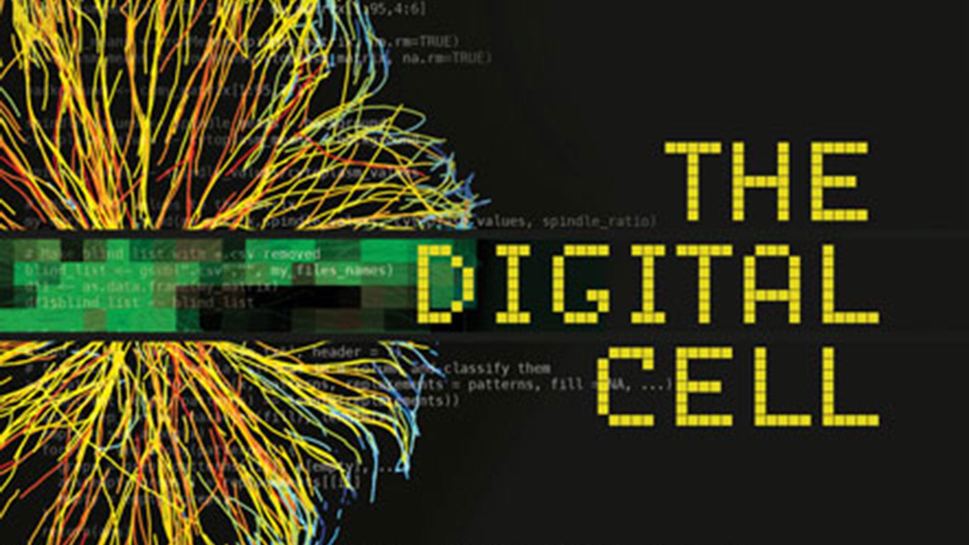 image of Digital Cell book cover