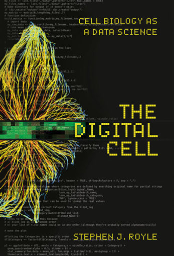 image of Digital Cell: Cell Biology as a Data Science book cover