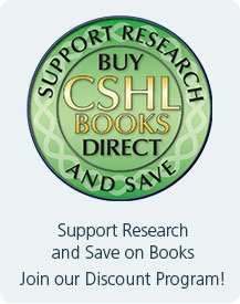 graphic image of buy CSHL books direct advertisement