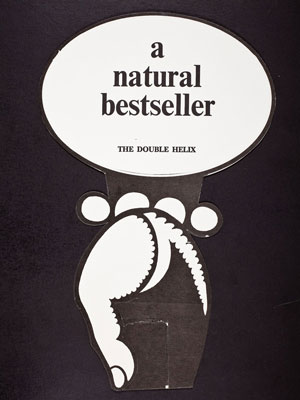 image of A Natural Bestseller - Double Helix ad
