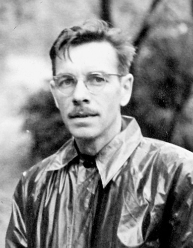 photo of Alfred Hershey 1951