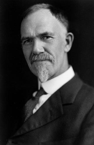 photo of Charles Davenport 1927