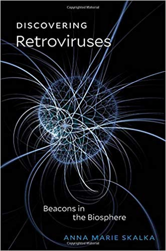 image of Discovering Retroviruses book cover