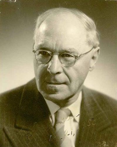 photo of Hermann J Muller